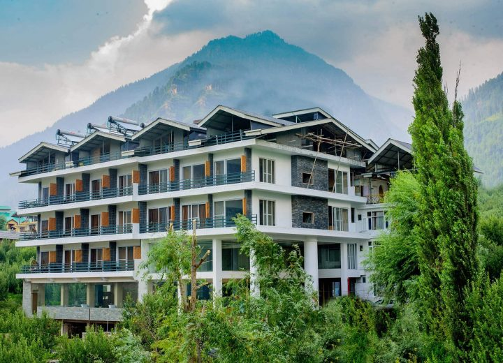 Nature Vilas – Luxury Hotel and Spa